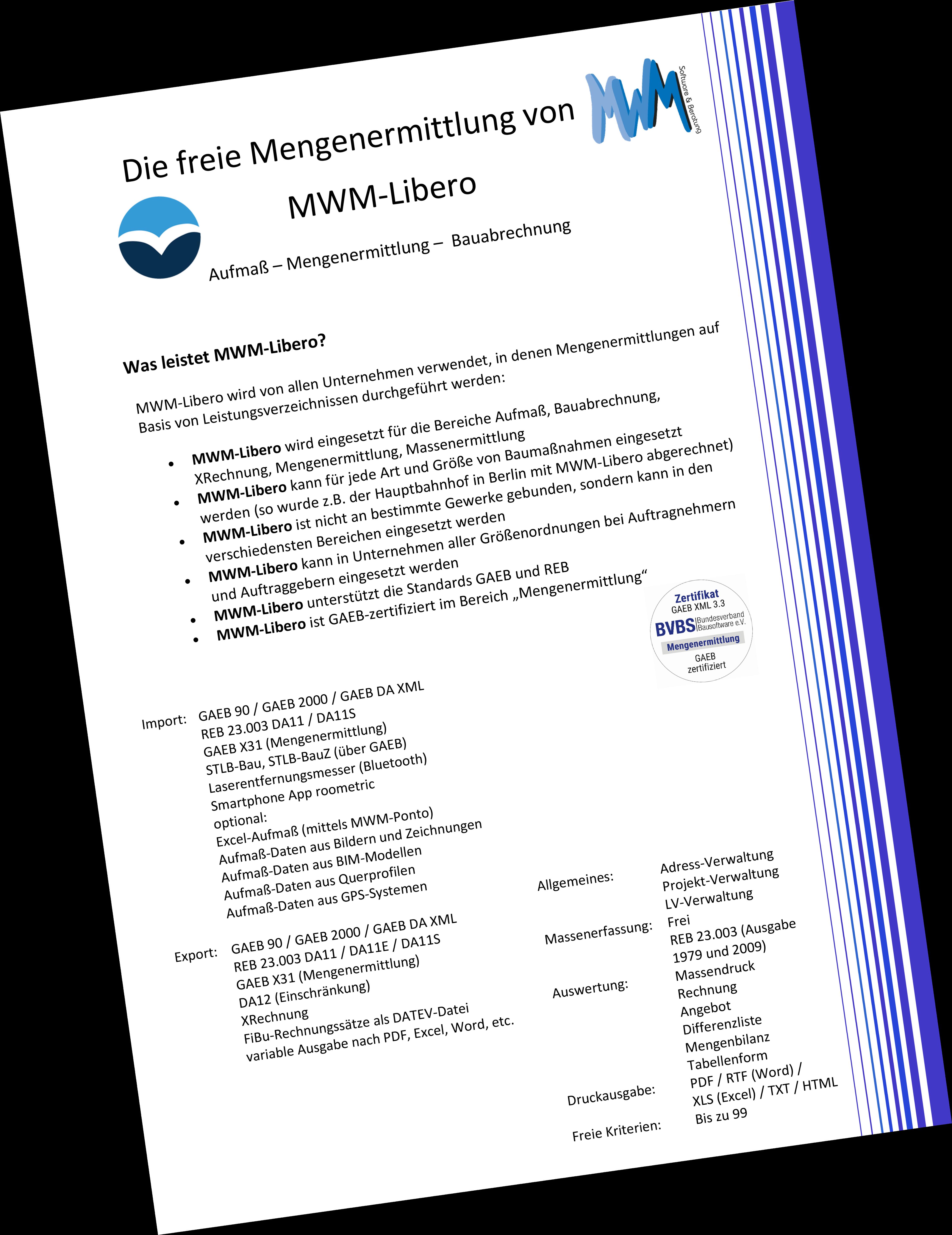Flyer MWM-Libero