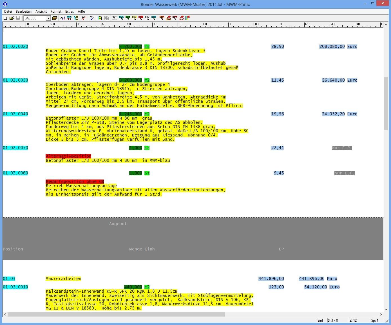 Mwm Software Beratung Gmbh Produkte Mwm Primo