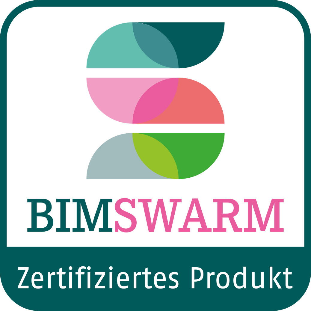MWM-Pisa 5 ist BIMSWARM-zertifiziert