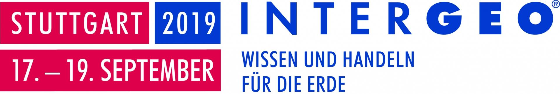 Banner Intergeo 2019