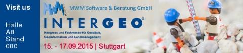 Banner intergeo 2015