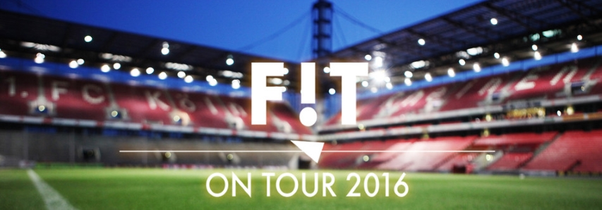 Fit on Tour 2016