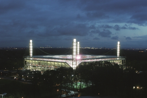 Fit on Tour im RheinEnergieStadion in Köln