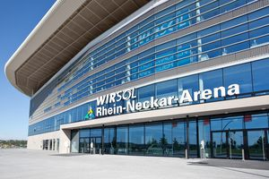 Fit on Tour in der Rhein-Neckar-Arena in Sinsheim