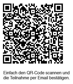 QR-Code Anmeldung DigiBau Innovationstage 2020