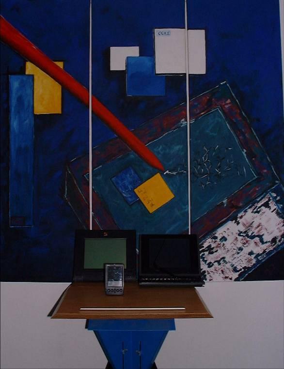 MWM setzte 1992 auf Pencomputer