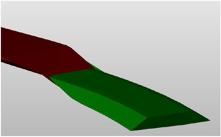 Darstellung 3D-Körper